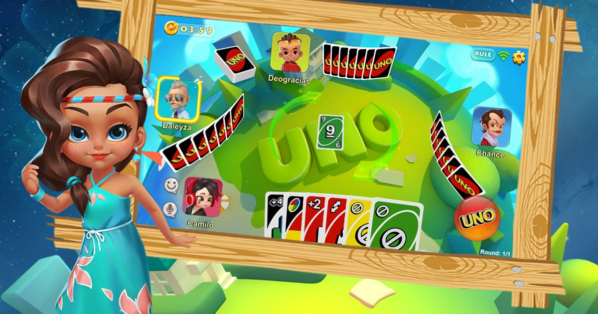 Uno The Official Uno Mobile Game