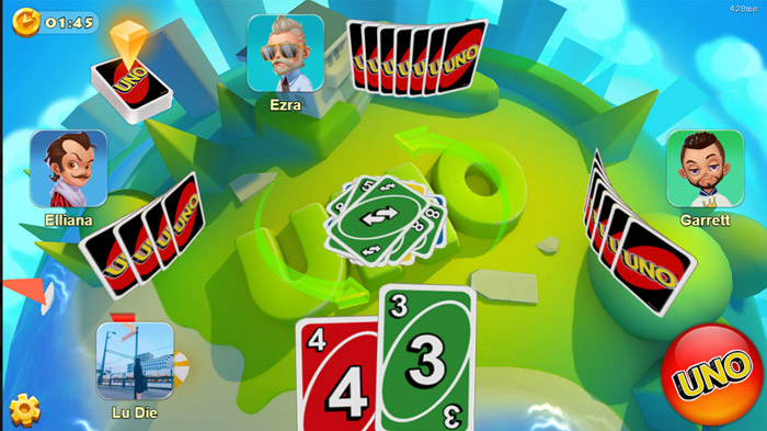 Find Various Rules in UNO!™ Mobile Game Online!-UNO!™ – the