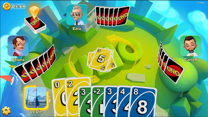 Find Various Rules in UNO!™ Mobile Game Online!-UNO!™ – the Official UNO  mobile game