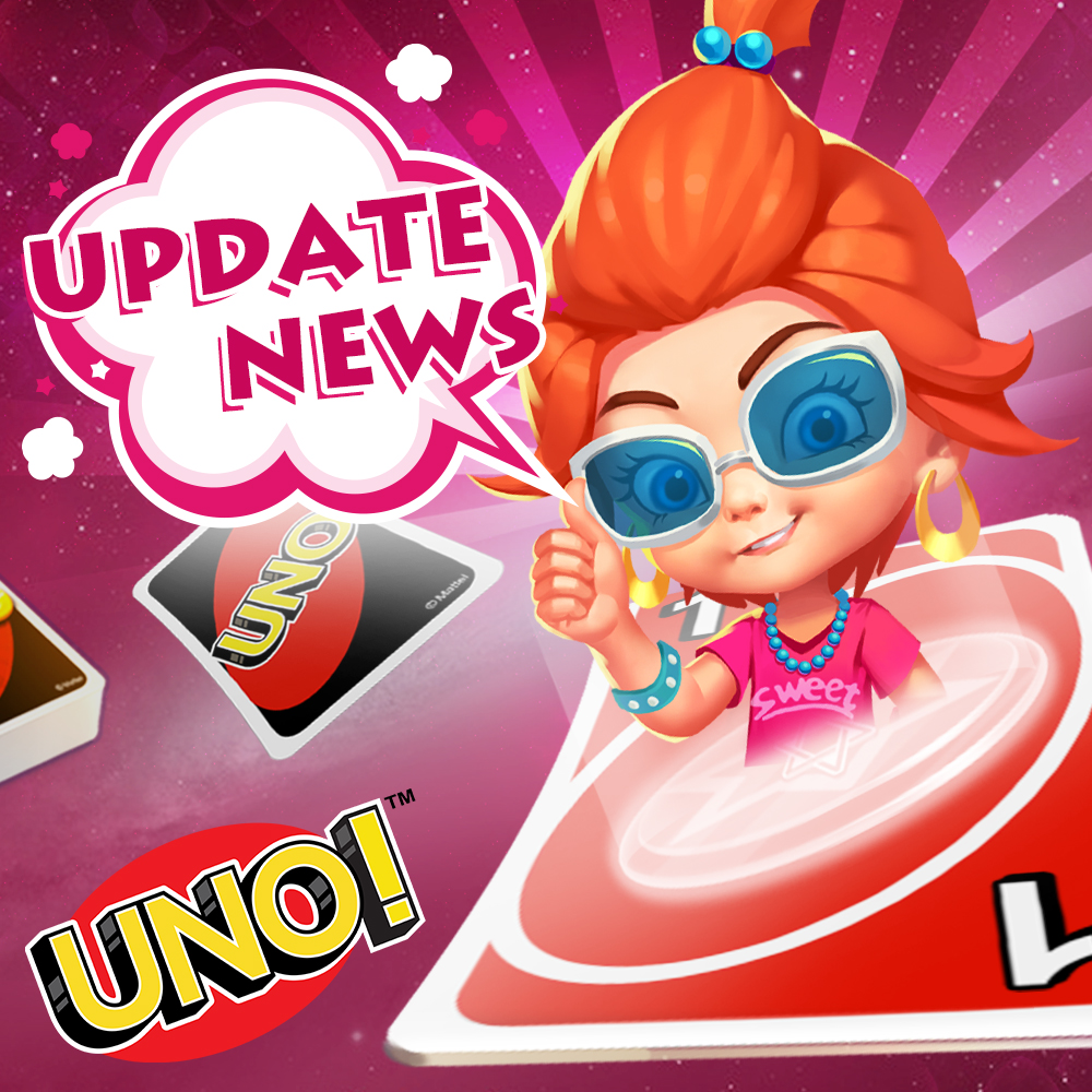 UNO!™ Instant Game on Facebook New Updates-UNO!™ – the